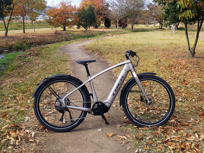 最新e-bike【ALLANT+ 8】インプレッション★試乗車をご用意しました★