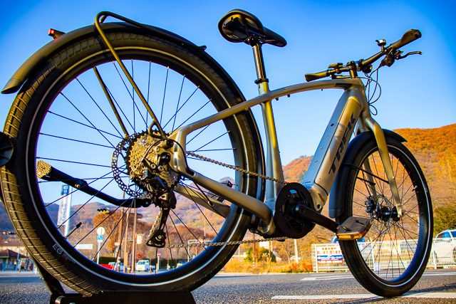 最新e-bike・Allant+ 8の試乗車が早くも用意できました!!