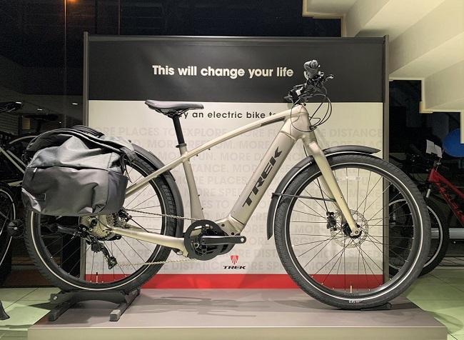 【e-bike試乗車追加】新型ユニットを搭載した超パワフルな「Allant+」が早くも入荷・試乗できます!