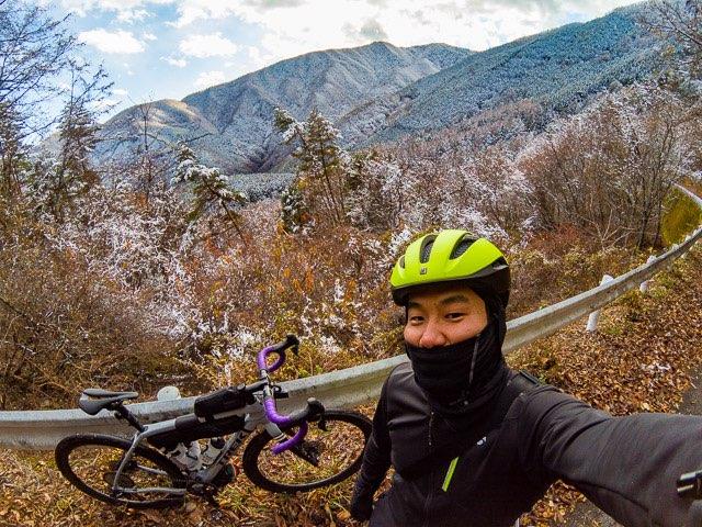 山梨の冬にはこれ!! 快適な冬サイクリングを楽しめるアイテムをご紹介