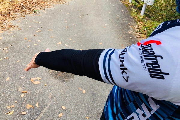 Bontrager 冬 ウェア ロードバイク
