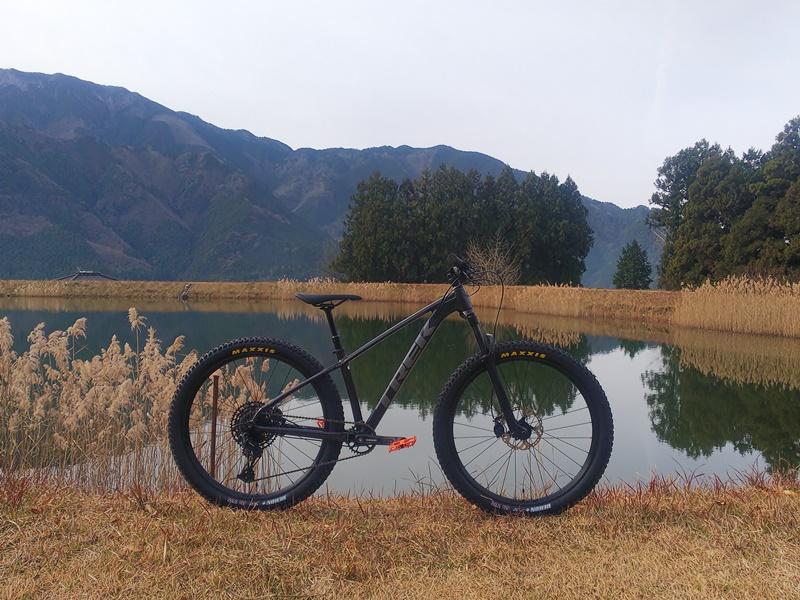 【Happy New Bike Day !】~番外編 南原のRoscoe7完成!~