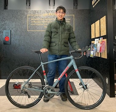 Happy New Bikes Day!寒さに負けず楽しい自転車生活を!