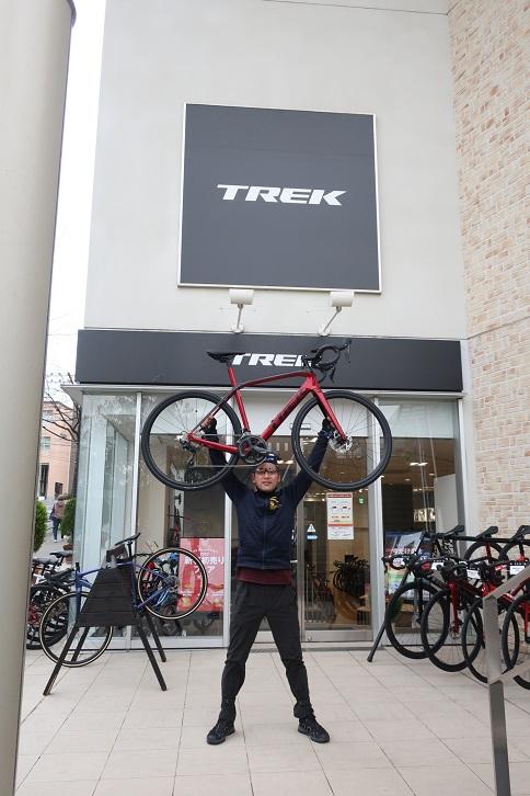 【Happy New Bike Day ! 】~名古屋星が丘テラス 納車シーン~