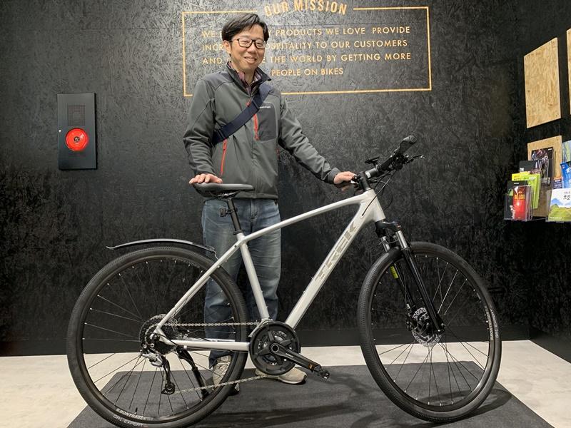 【Happy New Bikes Days!】通勤やサイクリングに向けて新しいバイクでスタート♪