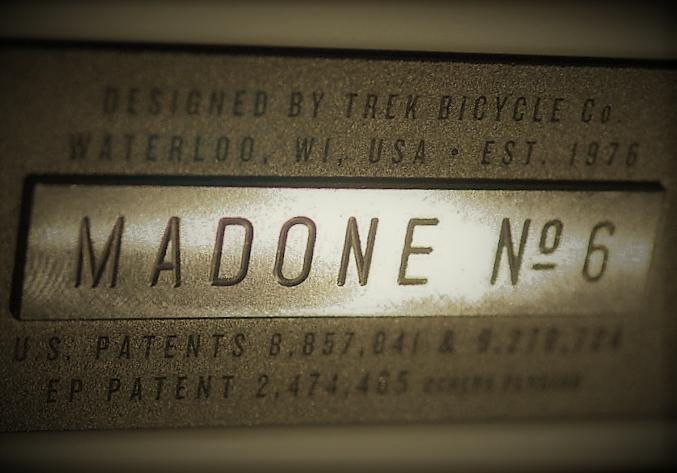 世界チャンピオンバイク MADONEの変遷