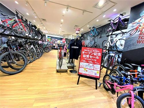 【緊急告知】TREK Bicycle 六本木ヒルズ 営業時間短縮のお知らせ