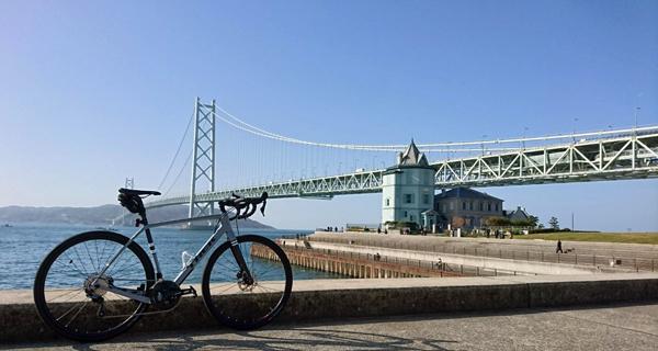 どこにでも行けるCHECKPOINTでサイクリングを楽しもう!