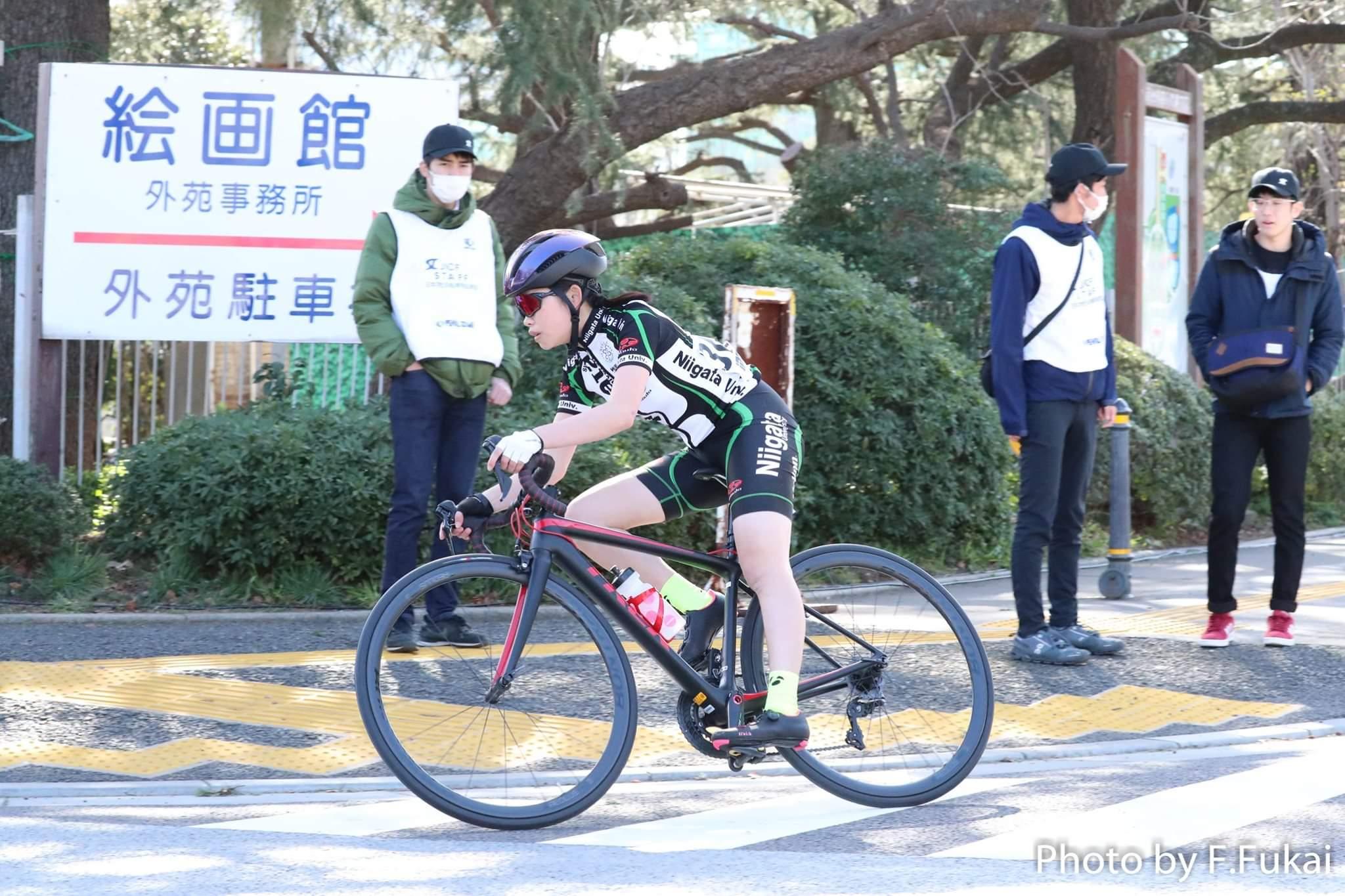『私と自転車』大久保編
