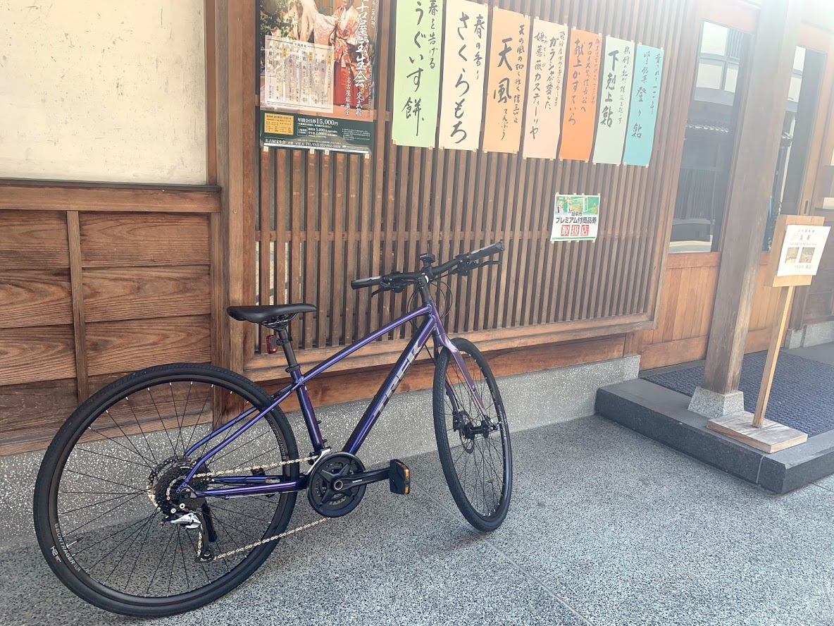 【学割キャンペーン中!】新生活にクロスバイク!岐阜のおすすめサイクリングスポット紹介!