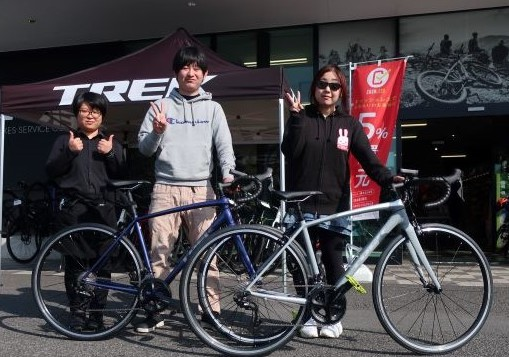 【Happy New Bike Day ! 】~甲府店 納車シーン~Émonda ALR 5