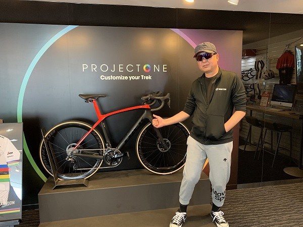 【Happy New Bike Day !】Project One Nowで最高の一台を