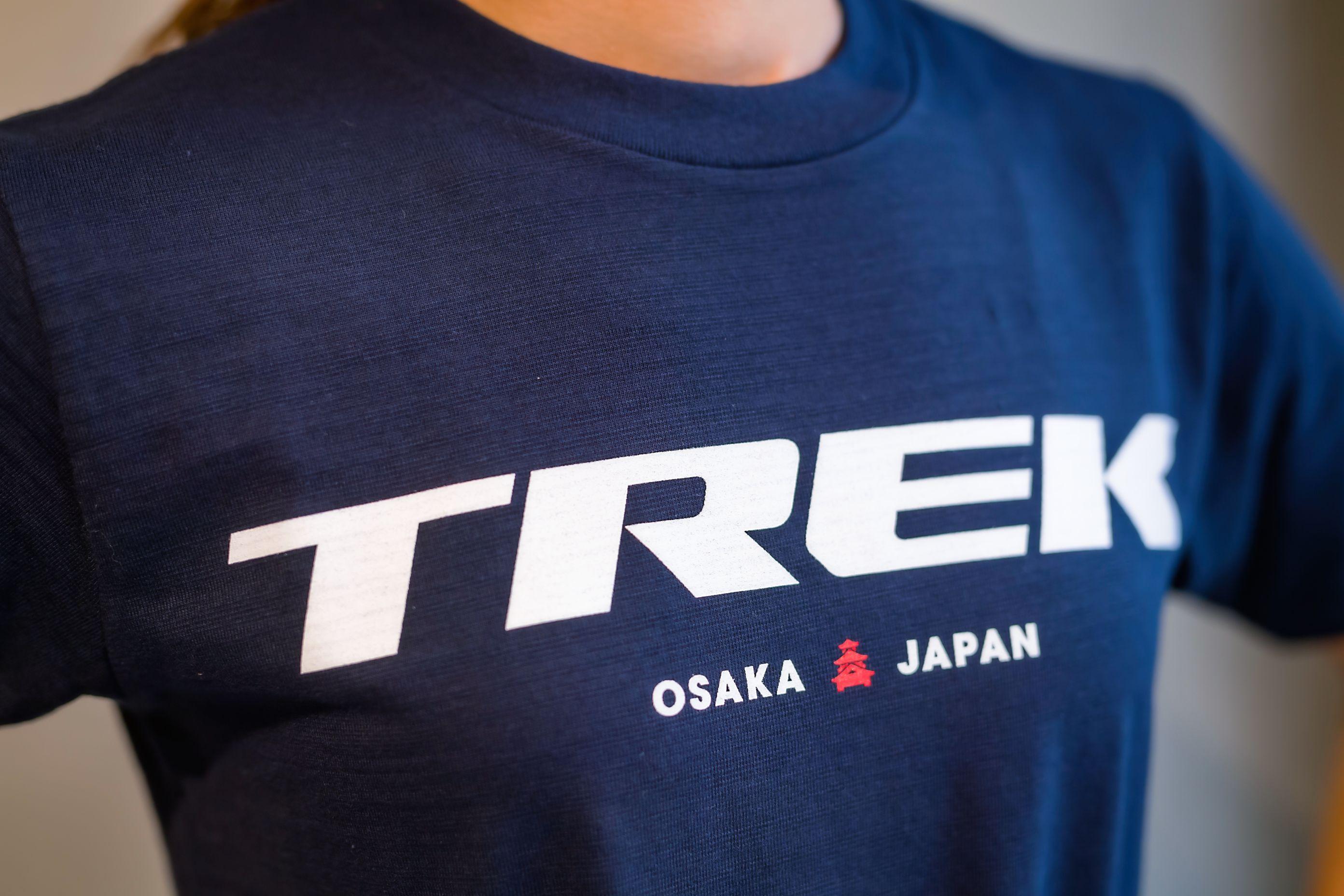 【直営店限定】地域限定TREK Tシャツ発売!