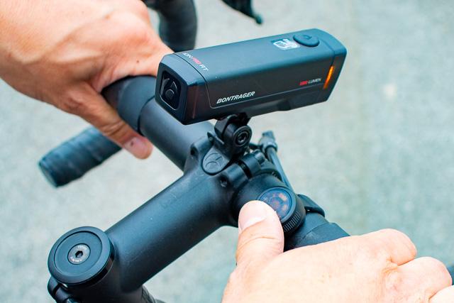 リモコンで自転車ライトを楽チン点灯しませんか?