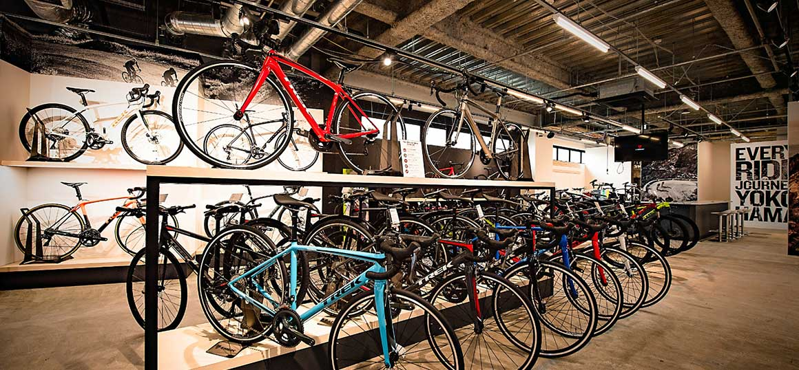 TREK Bicycle 横浜 | 横浜市中区ロード・クロスバイク・自転車の ...