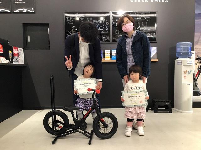 【Happy New Bike Day ! 】大阪梅田店~ご納車シーン~Kickster
