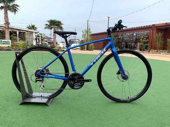 今こそ自転車を!スポーツバイクが10万円で手に入る!TREKの自転車紹介!!