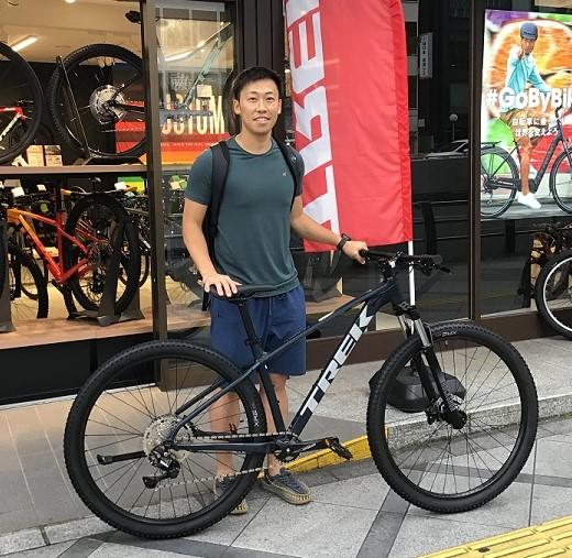 【Happy New Bike Day ! 】大阪梅田店~ご納車シーン~Marlin7~