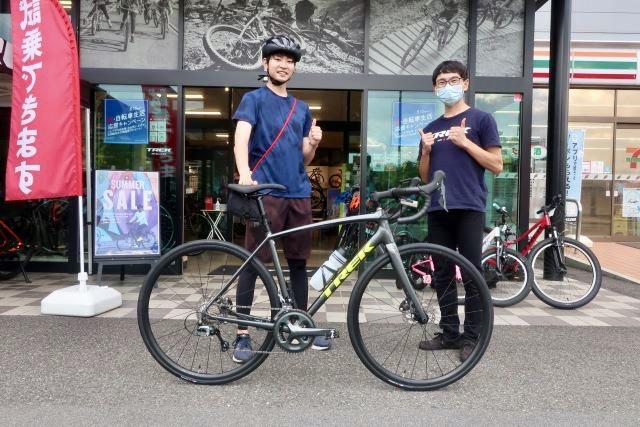【Happy New Bike Day ! 】~甲府店 納車シーン~2021モデル Emonda ALR 4 DISC