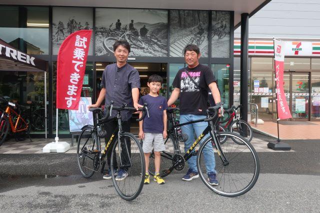 【Happy New Bike Day ! 】~甲府店 納車シーン~2021モデル Domane AL 2