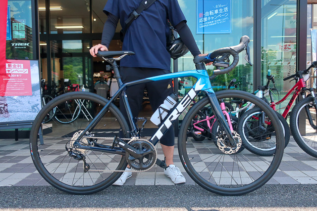【Happy New Bike Day ! 】~甲府店 納車シーン~2021 Émonda SL5