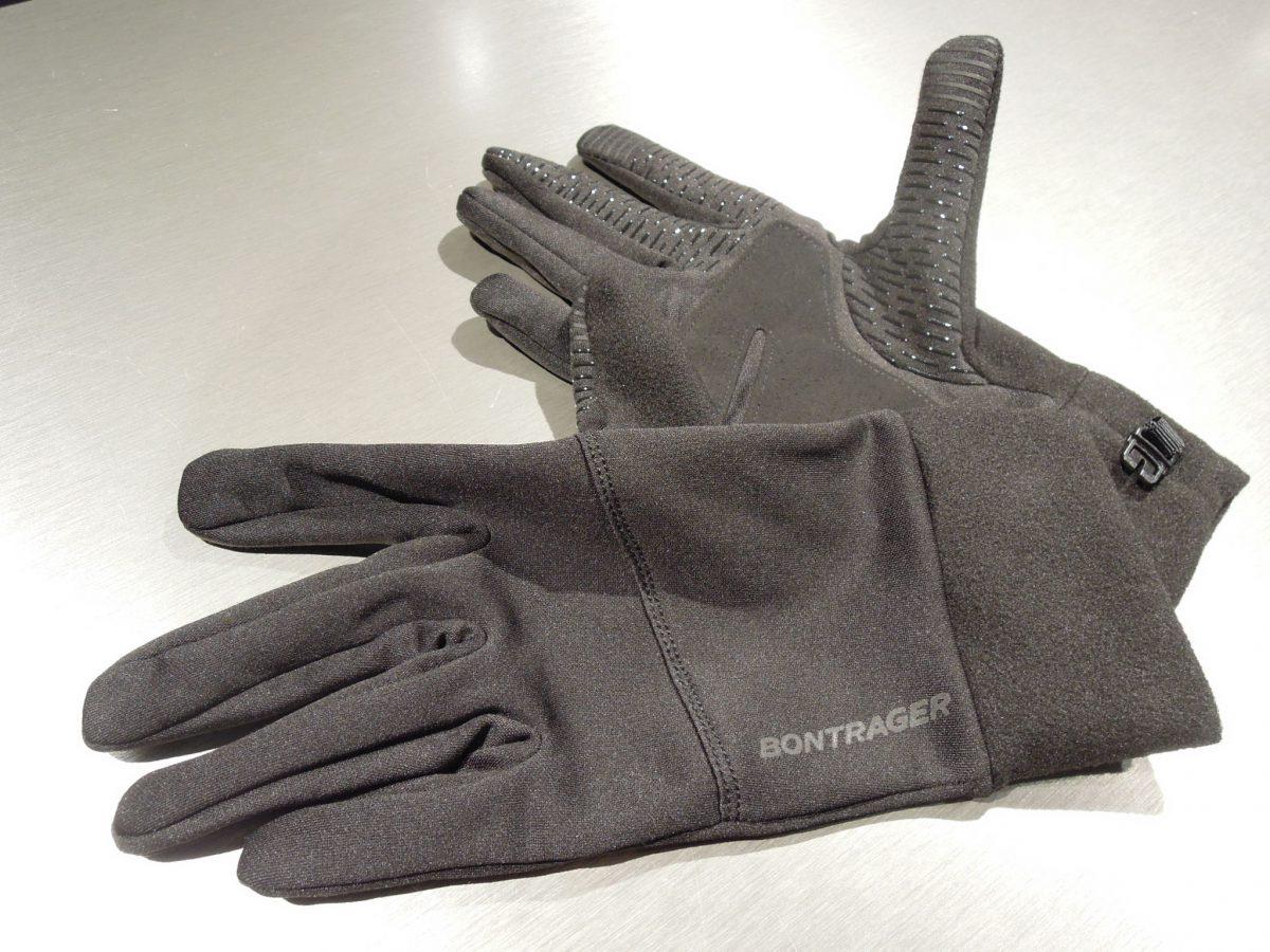 寒い日にぴったりのグローブあります!【Bontrager Circuit Thermal Cycling Glove】