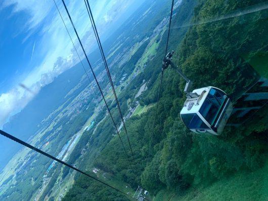 富士見パノラマでマウンテンバイクを楽しんできました‼︎ -前編-