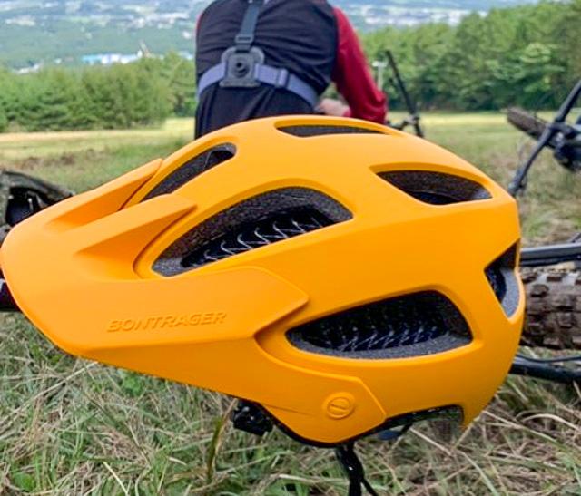 中山の製品インプレッション!<Rally WaveCel Helmet>ラリーウェーブセルヘルメット