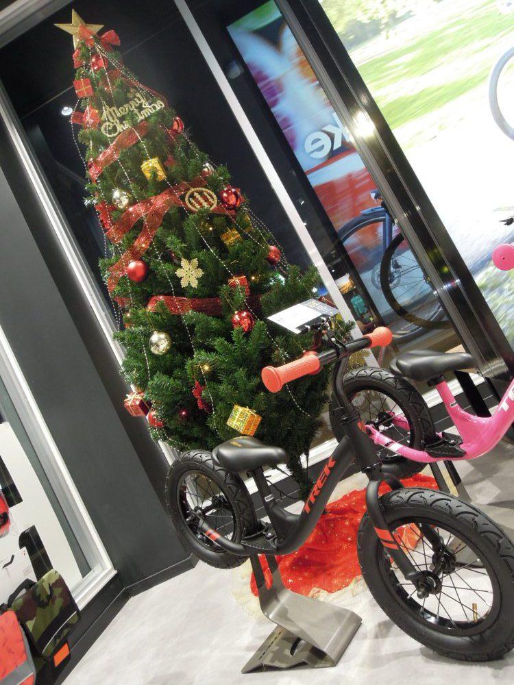もうすぐクリスマス! キッズバイク店頭在庫ございます!!