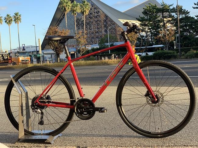 春からの新生活におすすめ!当店人気の街乗りクロスバイク「FX3 DISC」をご紹介!