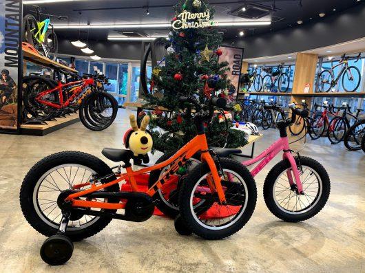 【クリスマスプレゼントに】TREKのキッズバイクご予約承っております!