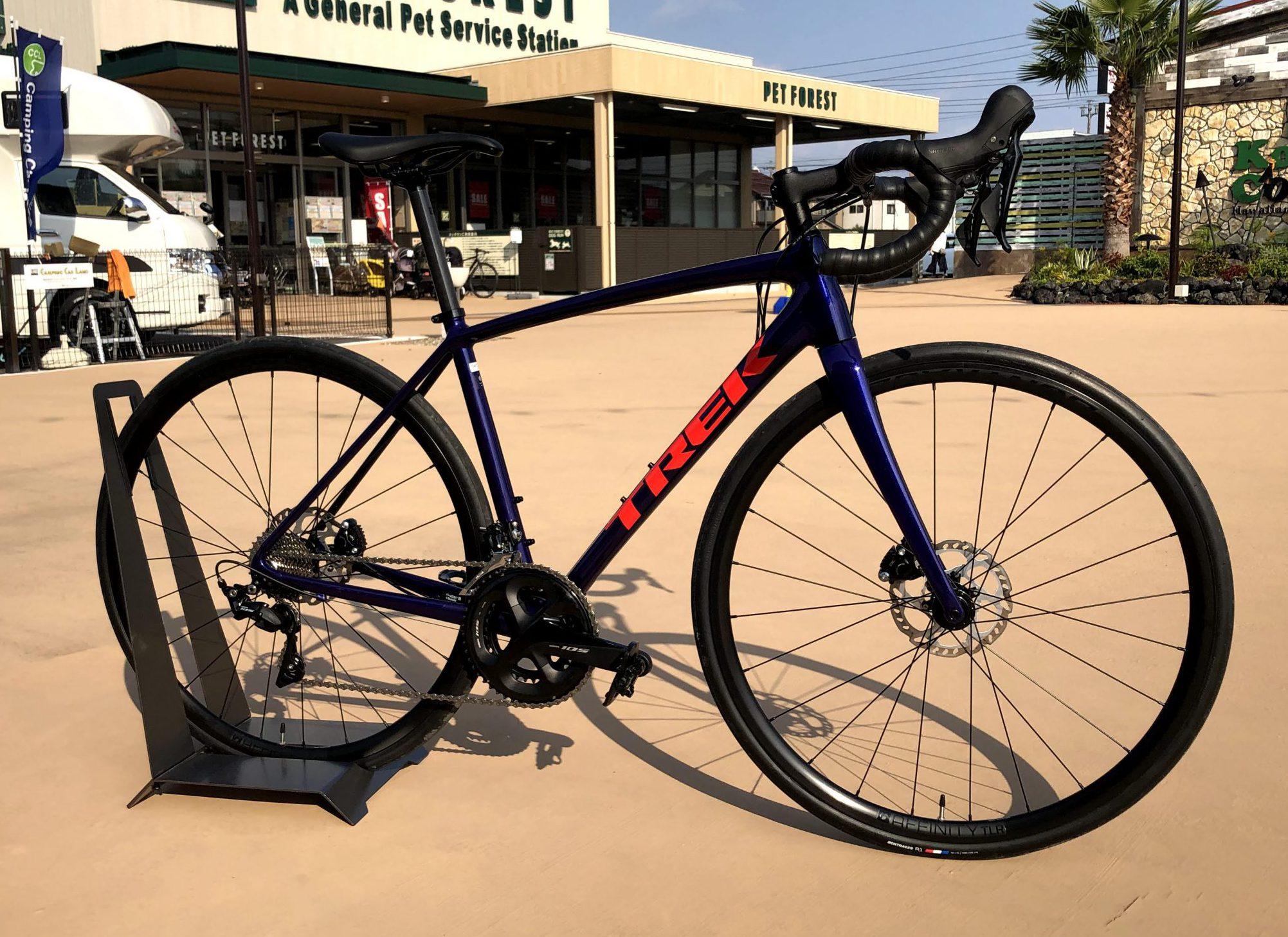 スタッフ二宮、自転車を買う。ーÉMONADA ALR5 DISCー