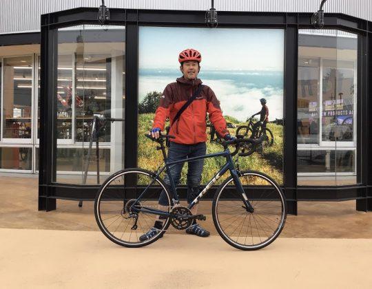 【 Happy New Bike Day!! 】ツーリングや旅行のためにDOMANEを購入!
