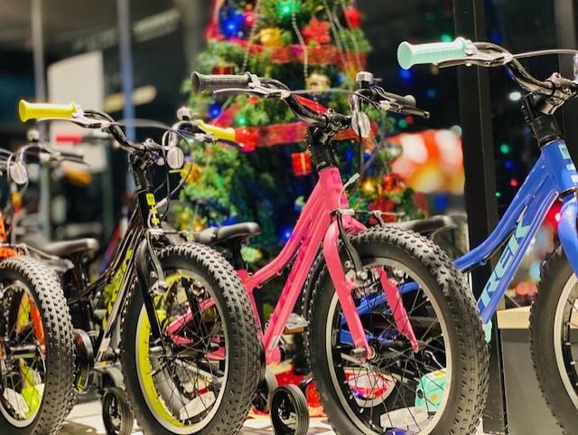 【クリスマスが今年もやってくる!】キッズバイクは即GETで!!