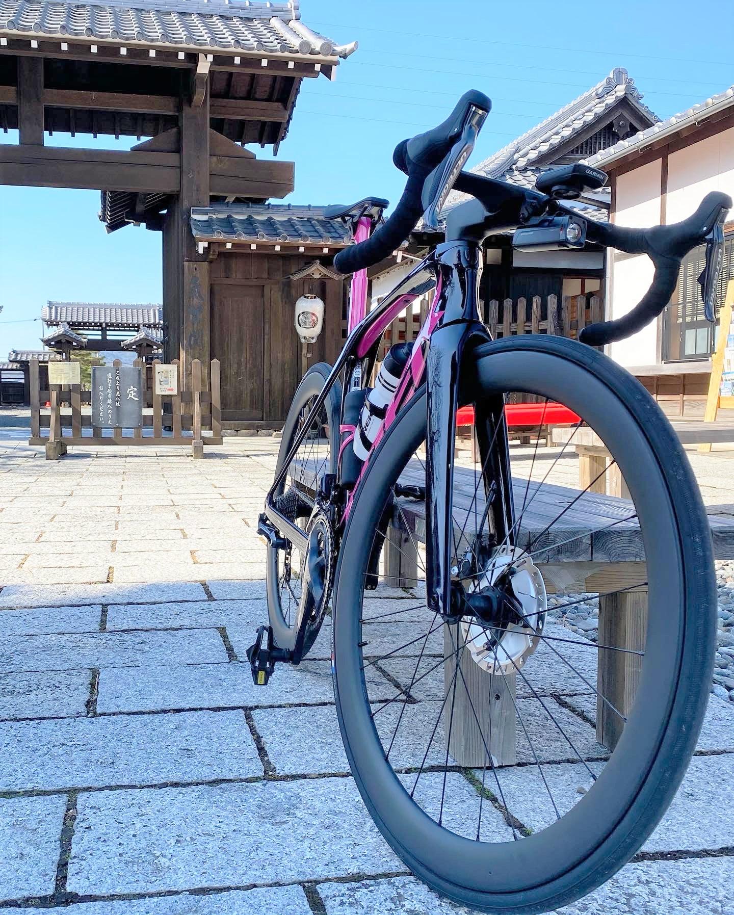 【スタッフバイク】Madone SLRで浜名湖をぐるっと走ってきました!