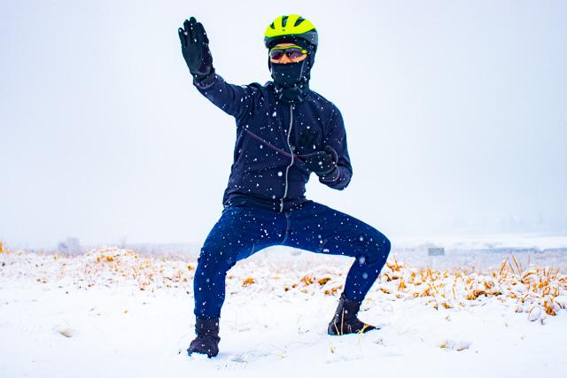 カペルミュールの秋冬サイクルウェアで寒い冬も元気に走ろう!!