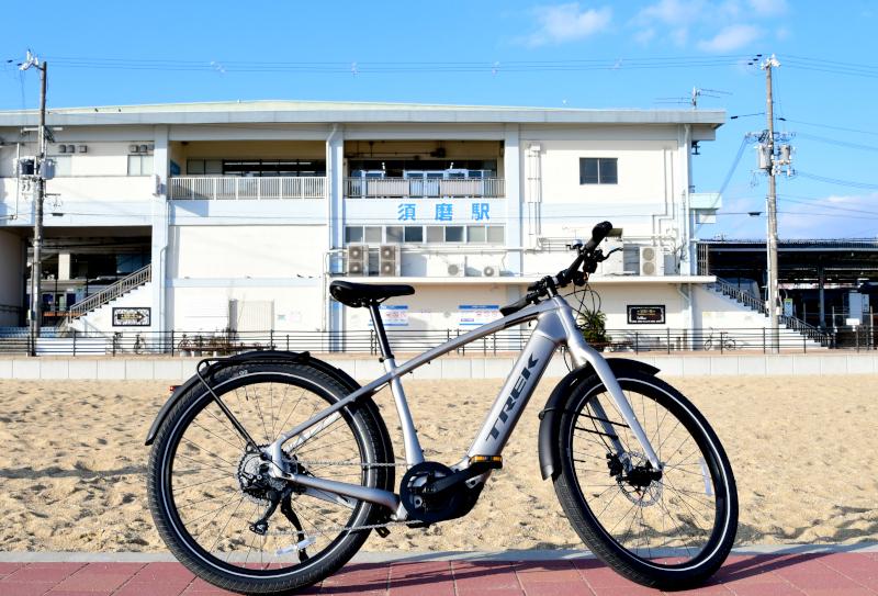 TREK話題のe-bike「Allant+ 8」試乗レポート