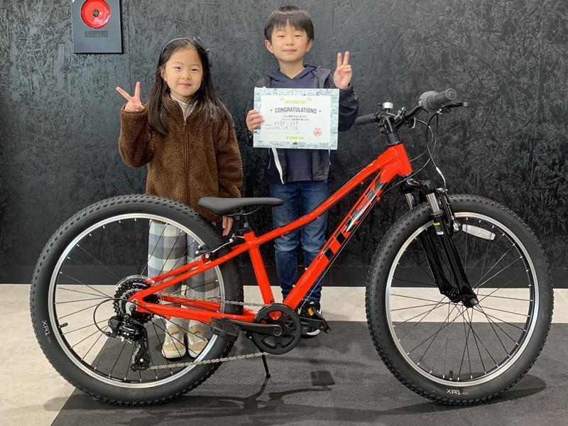 【Happy New Bikes Days!】新しい自転車で楽しいサイクルライフを♪