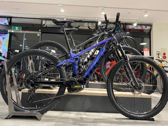 """THE SUPER E-MTB"" RAIL9.7andRAIL5"