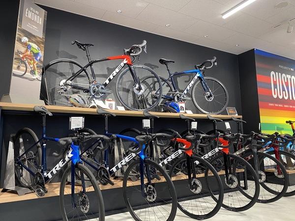 【今、手に入るロードバイク!】TREK直営 大阪梅田店、在庫情報!【5/14 時点の店舗在庫です!】