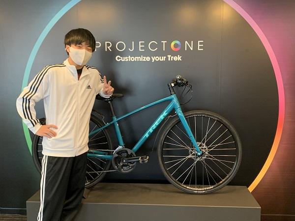 【Happy New Bike Day】~トレックバイシクル神戸須磨・納車シーン~