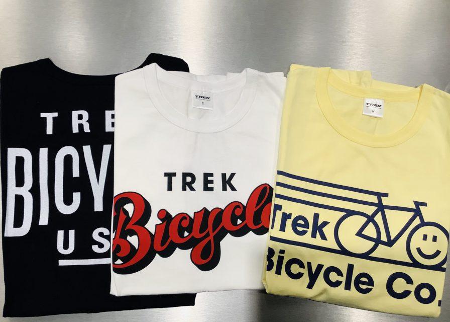 TREK直営店限定Tシャツ入荷しました!