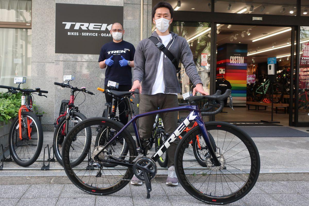 【Happy New Bike Day】~Émonda SLR Project One~「ヒルクライムやロングツーリング等へ!!」