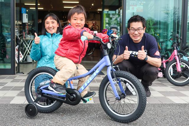 【Happy Bike New Day !】~甲府店納車シーン~Precaliber 16