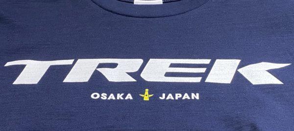 【アパレル】TREK直営店限定 ご当地Tシャツ 今年は太陽の塔!!【オリジナルアイテムのご紹介】