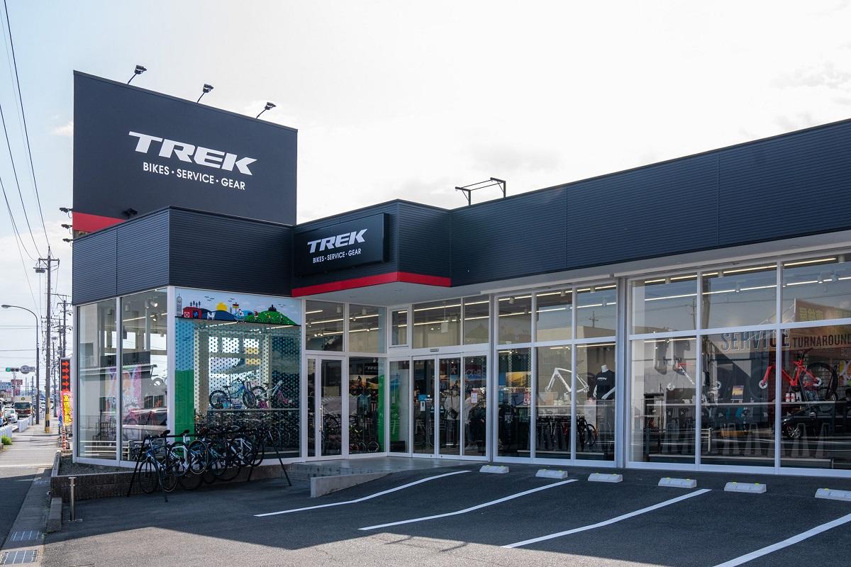 三重県初出店!『TREK Bicycle 四日市店』が5月1日(土)にグランドオープン
