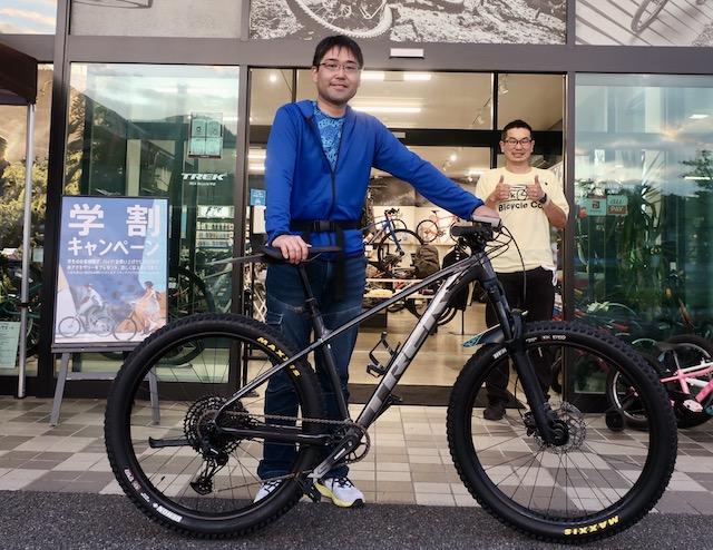 【Happy Bike New Day !】~甲府店納車シーン~Roscoe 7