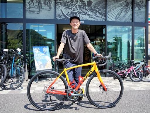【Happy Bike New Day !】~甲府店納車シーン~Émonda ALR 4