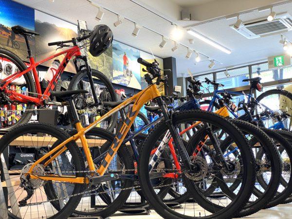 【今、手に入るマウンテンバイク!】TREK直営 大阪梅田店、店舗在庫情報!【7/21時点の店舗在庫です!】