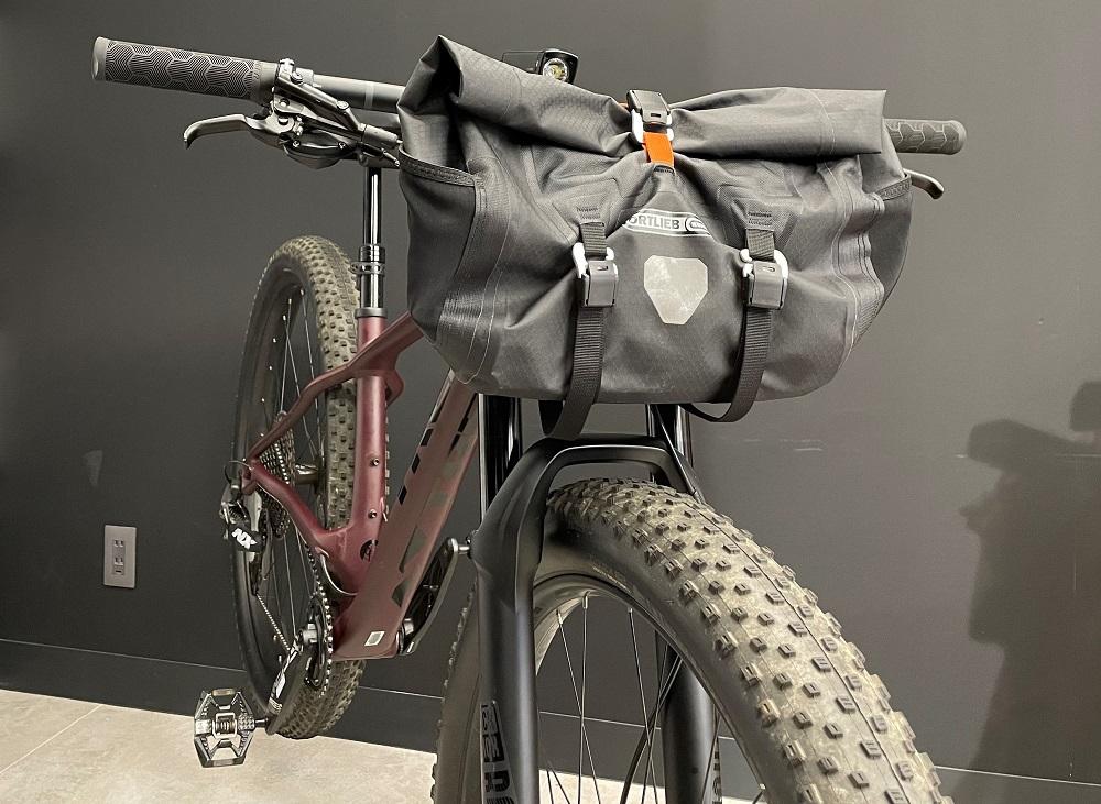 バイクパッキングで通勤しよう~夏、装備少な目編~